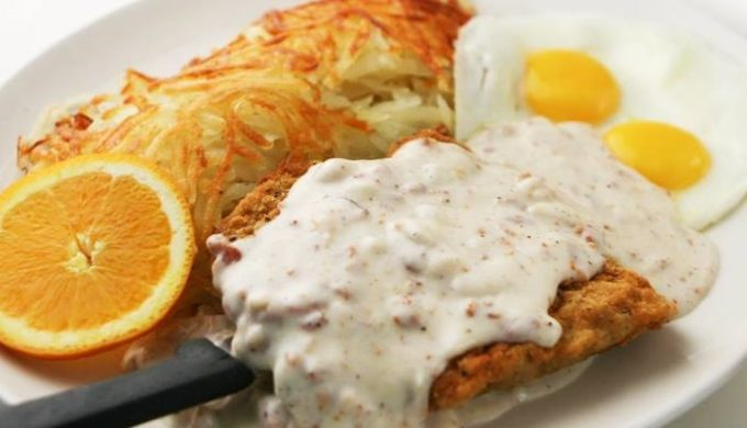 Chicken-Fried Steak Festival in Lamesa: Legendary Home of a Wonderfully Tasty Texas Accident