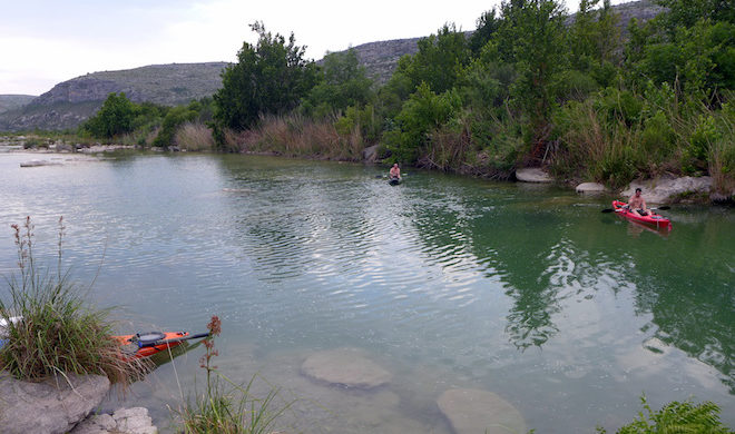 The Devils River: A Hidden Oasis [WATCH]