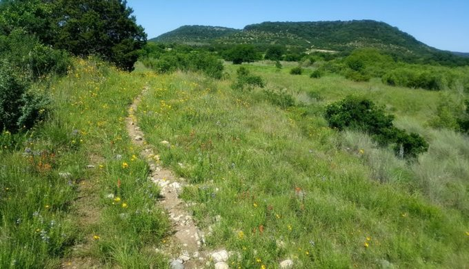 Three Texas Hikes to take in Summertime When the Living is Easier Said Than Done