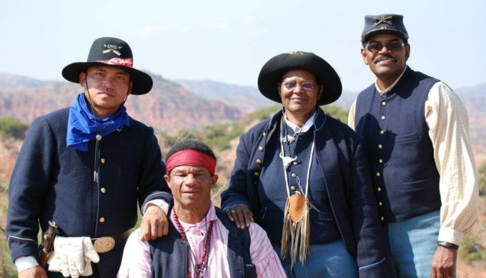 Buffalo Soldiers & Seminole Scouts: Clifton Fifer Brings History to Life