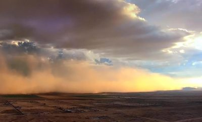 Several Injured, One Critically, in West Texas Dust Storm Collisions