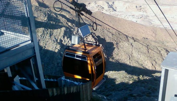 El Paso's Wyler Aerial Tramway Closed Indefinitely to the Public