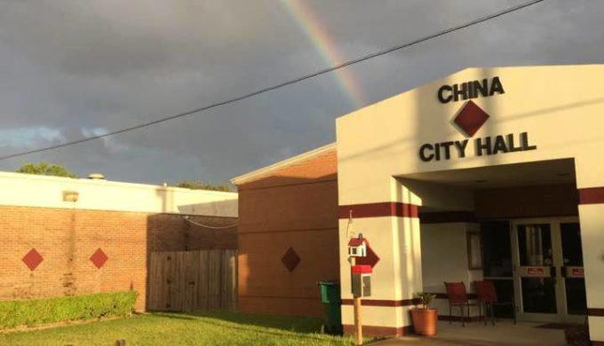 City of China Texas