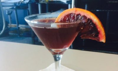 Tempting Cosmoquila Craft Cocktail with a Texas Twist