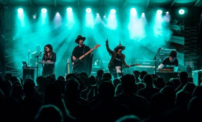 Trans-Pecos Festival of Music + Love: Amazing Amalgam of Music, Food & Art
