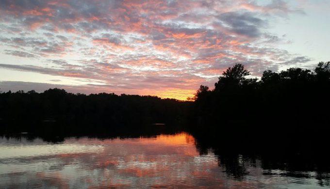 Sunset at Cedar Cove Ranch