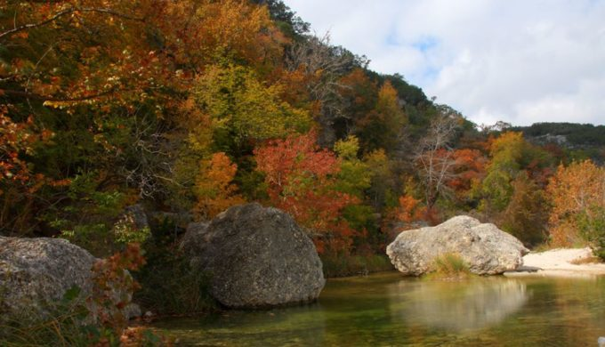 3 Fantastic Fall Foliage Viewing Trips in the Texas Hill Country