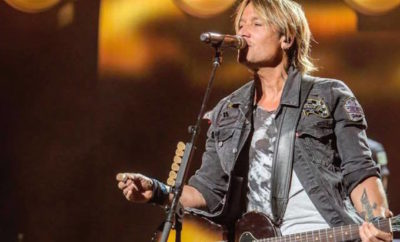 Keith Urban Croons Heartfelt Tribute to Those Lost in 2016