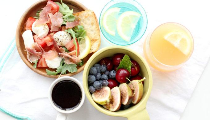 Get your health food.
