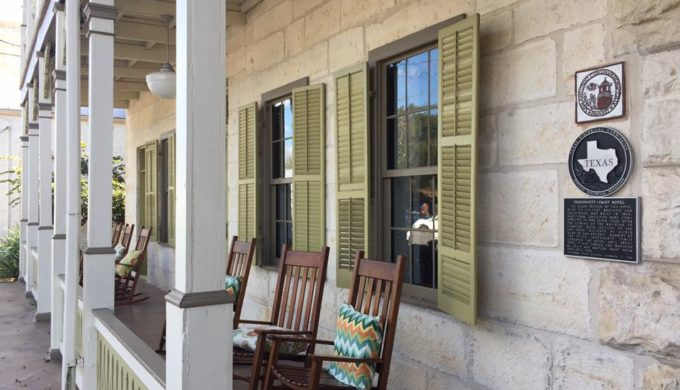 Comfort: Living Up To Its Name & Its Historic Hill Country Roots