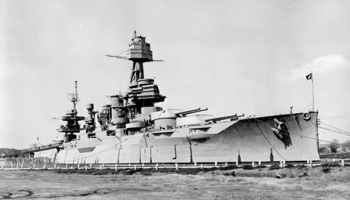 Update: Battleship Texas Fully Repaired and Will Reopen to the Public June 17