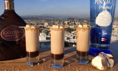Hot S'mores Shooters Deserve to be Tried This Fall!