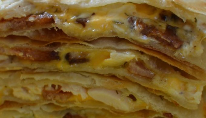 Chicken Bacon Ranch Quesadillas: Quick and Easy Tastiness