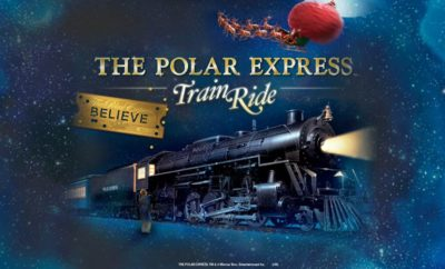 The Polar Express Comes to Texas!