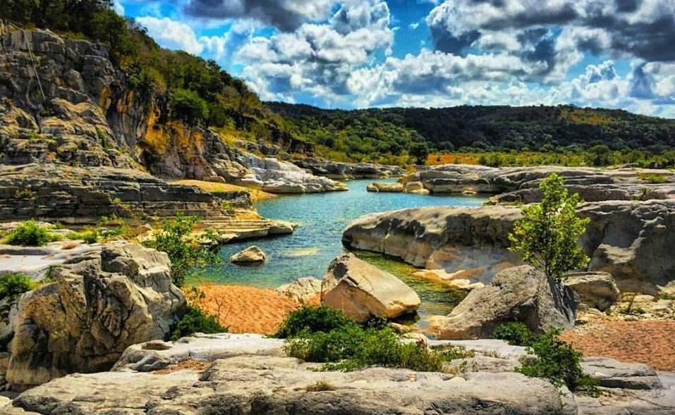 Pedernales Falls State Park Video Relates its True ...