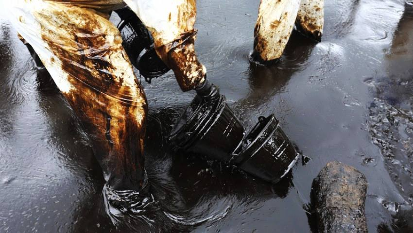 Seaway Pipeline Spills Six Hundred Thousand Gallons Of Oil