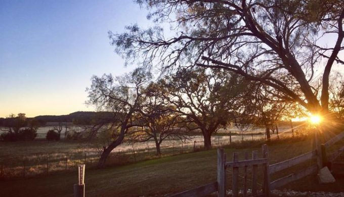 Craving Some Comfort in the Texas Hill Country