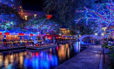 Hill Country Christmas Lights