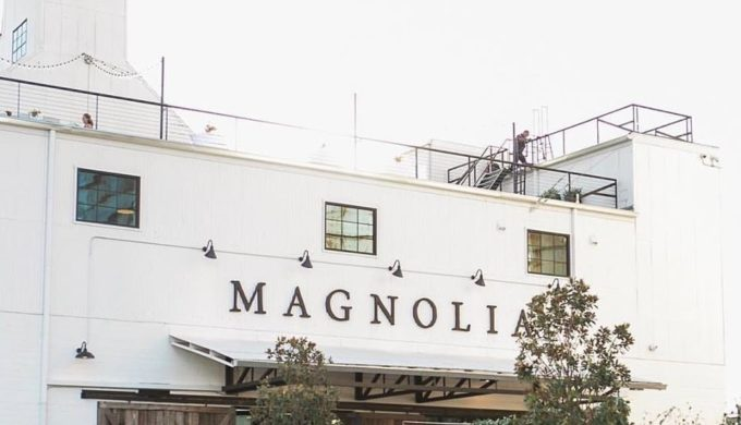 Magnolia Market: Shopping Bliss Off Waco's Webster Ave.