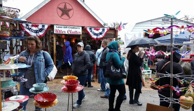 Oldest Outdoor Market in the Texas Hill Country Opening This Weekend!