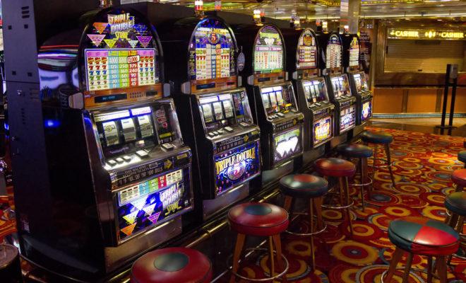 Galveston gambling and slot machines casino dealers wage