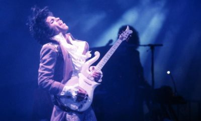 Wyclef Jean, Dez Dickerson, & Micki Free Playing Free Prince Tribute Concert at Lady Bird Lake