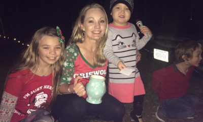 Christmas Light Display Benefitting Young Boerne Cancer Patient