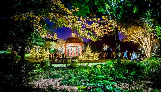12 Days of Christmas at Dallas Arboretum is True Holiday Enchantment