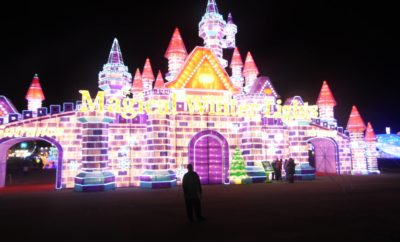 Make Great Holiday Memories at the Magical Winter Lights Festival