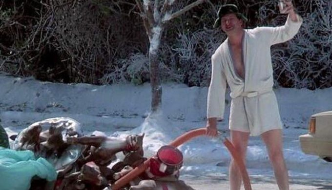 """And although you might not like it, you may also know a thing or two about a redneck cousin who's been known to tell you his """"sh*tter's full!"""" This movie is ultimately """"the gift that keeps on giving, the whole year,"""" and combined with many other Christmas classics, makes for a great binge-watching day at home for the holidays!"""