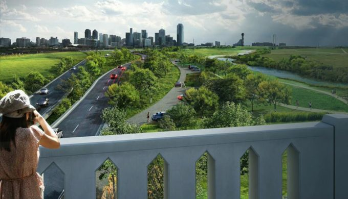 Trinity River Park in Dallas on Track to Becoming the Largest Green Space in America