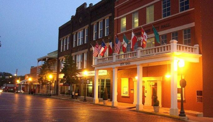 Nacogdoches: Fun To Say, Great to Visit, And A Colorful Piece of Texas' Past