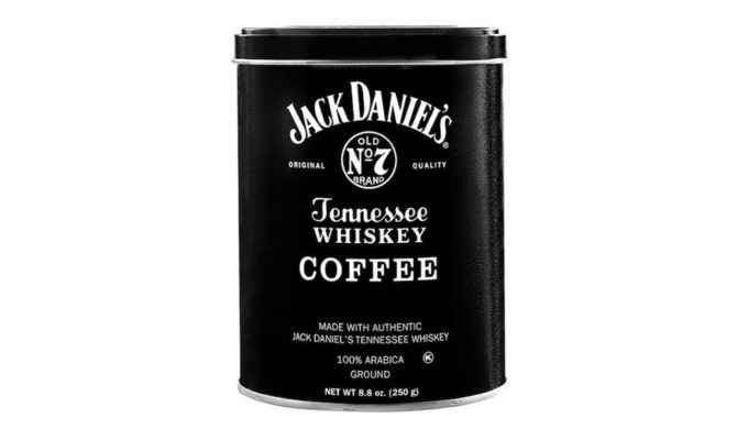 Jack Daniel's Fans Rejoice in Tennessee Whiskey Coffee