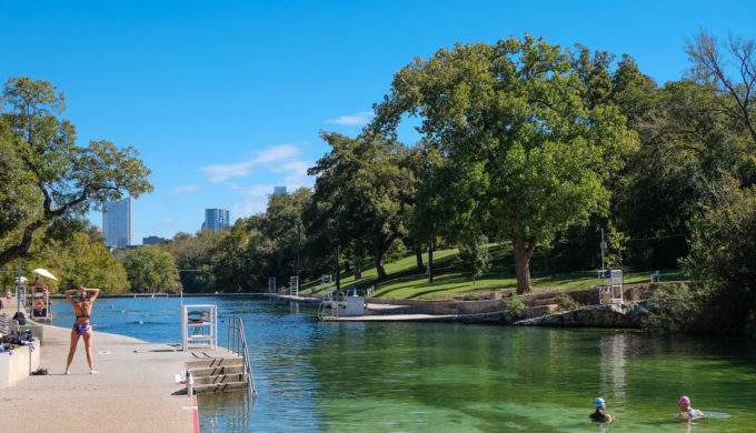 3 Amazing Texas Hot Springs That Help You Make the Most of Summer