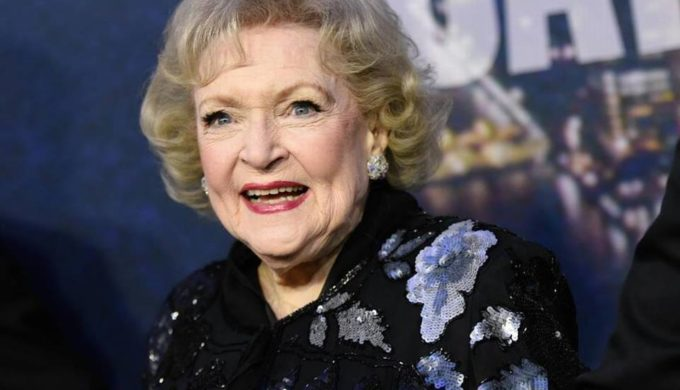 Humorous Save Betty White Campaign of 2016
