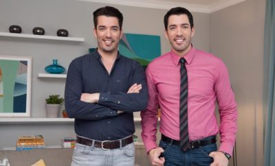 2 Property Brothers, 1 Tiny House Arrest