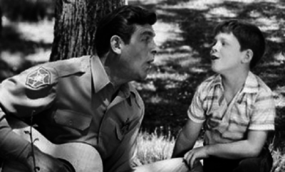 Opening Theme to Andy Griffith Show Originally Had Lyrics