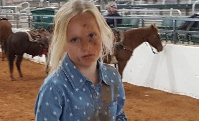 Hico, Texas Third-Grader Pulls Off Amazing 'Scorpion' Goat Tier Move