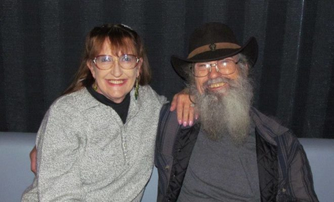 Where's Uncle Silas Robertson's Better Half?
