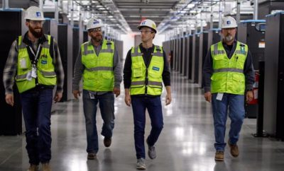 Fort Worth Data Center: Facebook 'Likes' Texas
