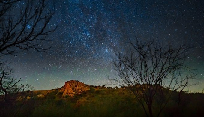 Texas Public Venues Get Dark Sky Designations In Preserving Natural Beauty of the Night Sky