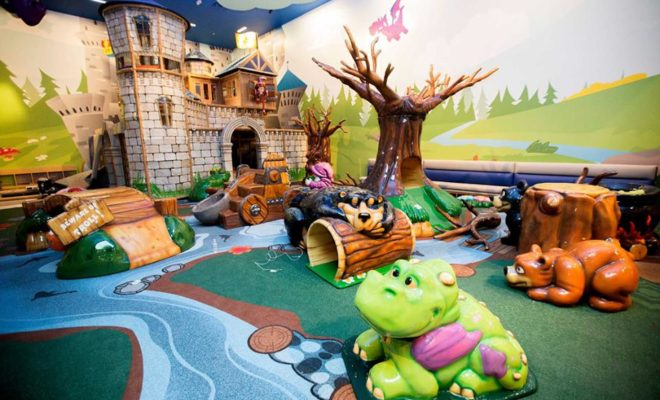 World S Largest Indoor Playground Exists In Texas And You