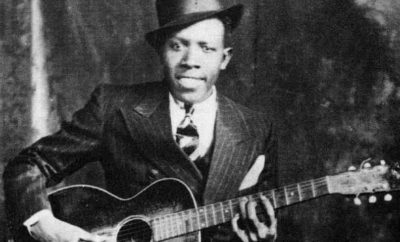 Blues Legend Robert Johnson Recorded in this San Antonio Hotel