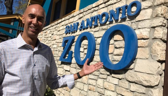 San Antonio Zoo Offers Texas Teachers Free Admission for the Month of February