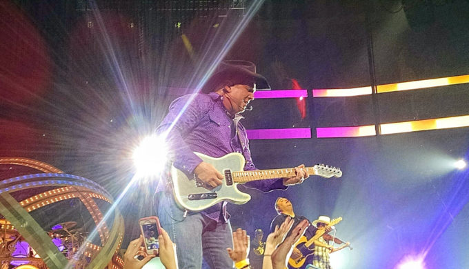 Garth Brooks Tour Stops in Lubbock on April 1, And That's No Joke!