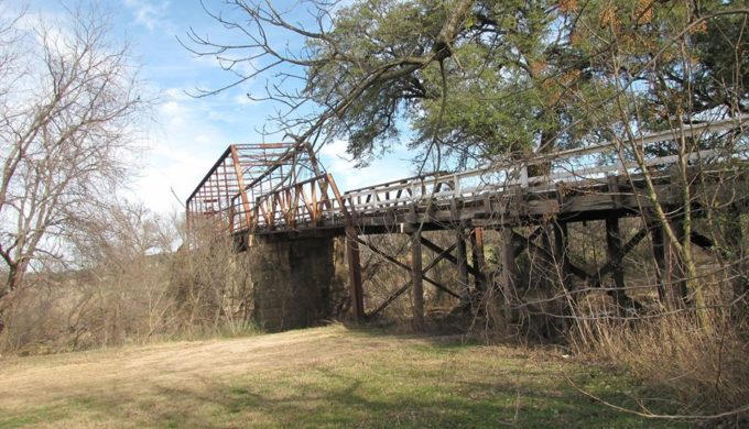 Clifton's Historic Whipple Truss Bridge Scheduled to be Replaced