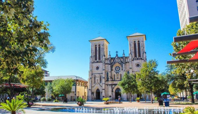 'San Antonio   The Saga' Breathes New Life Into Main Plaza and What Was Once the Heart of San Antonio