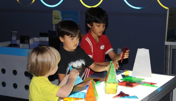 The DoSeum of San Antonio: An Interactive Learning Environment Where Your Kids Won't Realize They're Learning!