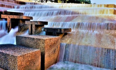 Fort Worth Water Gardens: An Aquatic Sanctuary In A Texas Urban Jungle