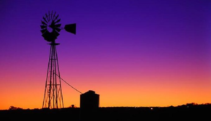 Hill Country Windmills: A Texas Icon